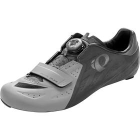 PEARL iZUMi Elite Road V5 kengät Miehet, black/shadow grey